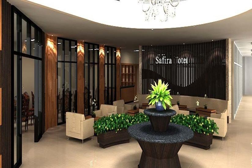 Hotel Safira Magelang - Lobi