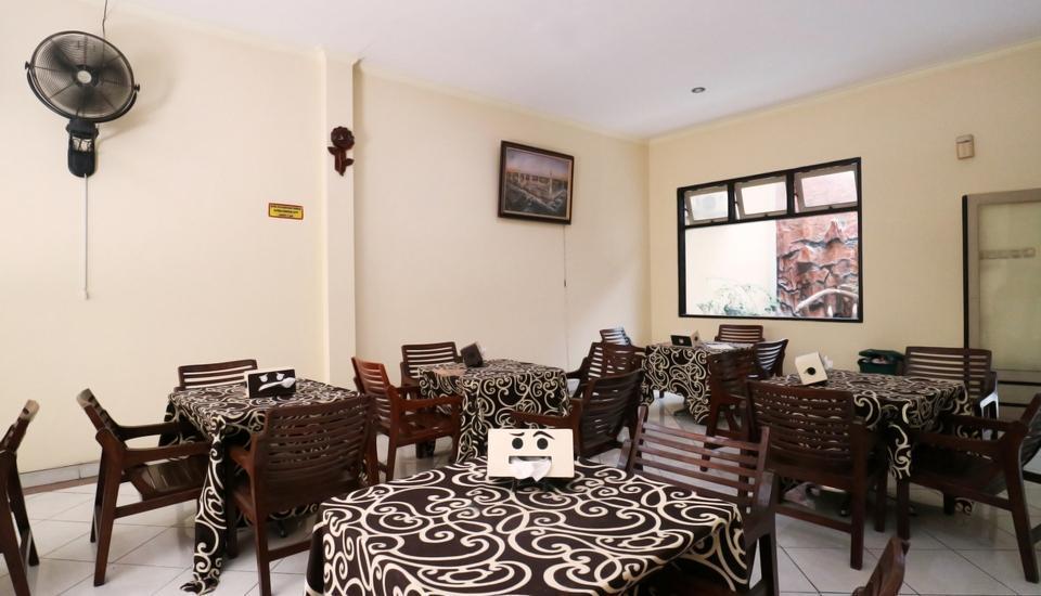 Hotel Syariah Walisongo Surabaya Surabaya - Restaurant