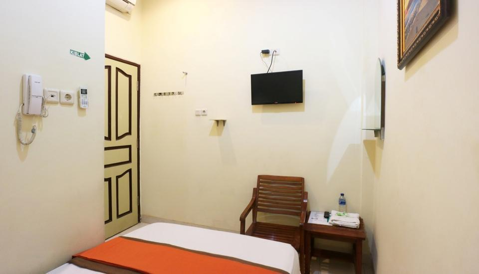 Hotel Syariah Walisongo Surabaya Surabaya - Standard Single Room Only MINIMUM STAY
