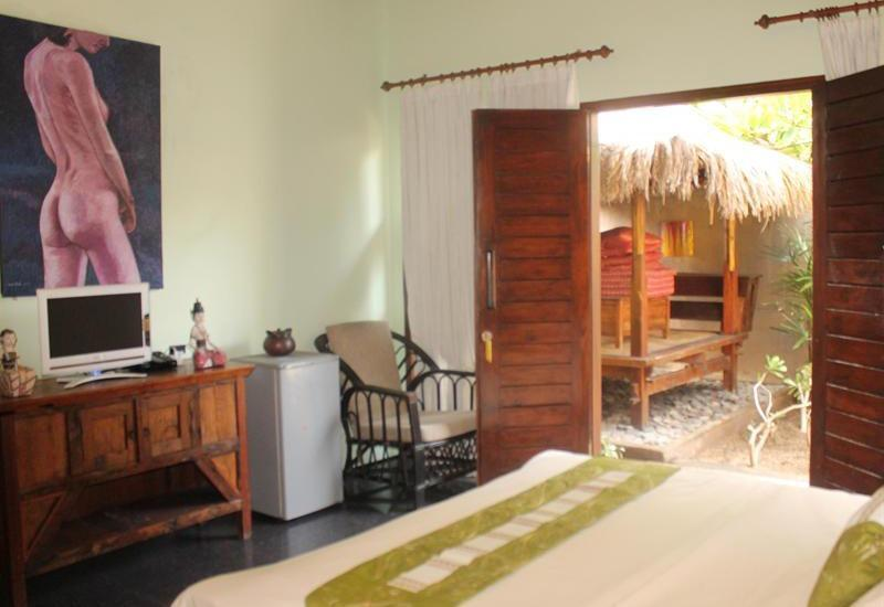 Gili Exotic Villa   - Room