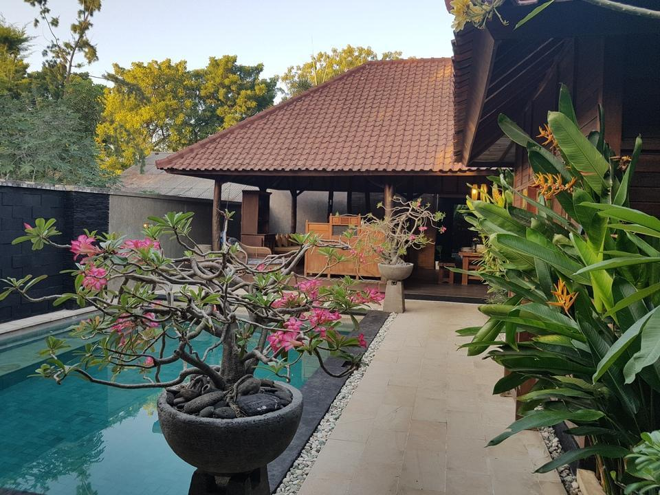 Gili Exotic Villa   - Pool