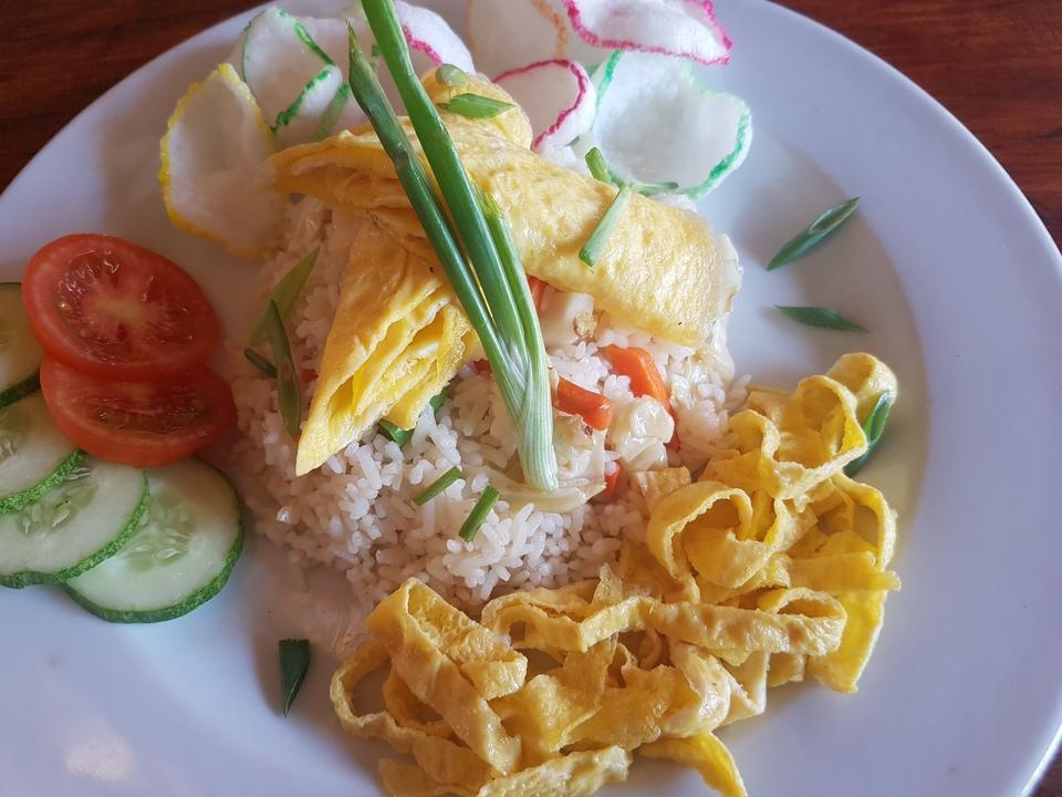 Gili Exotic Villa   - Food and beverage