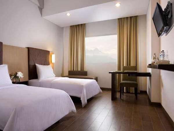 Hotel Santika Bogor - Superior Room Twin Regular Plan