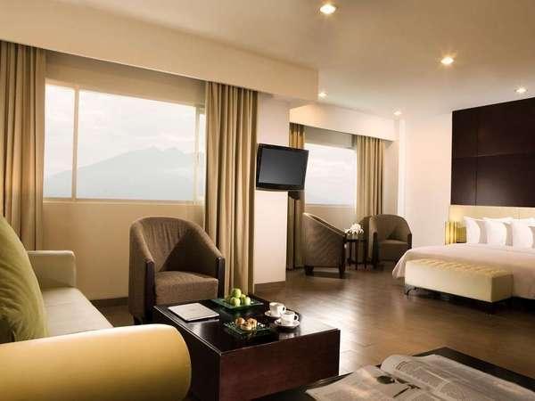 Hotel Santika Bogor - Kamar tamu