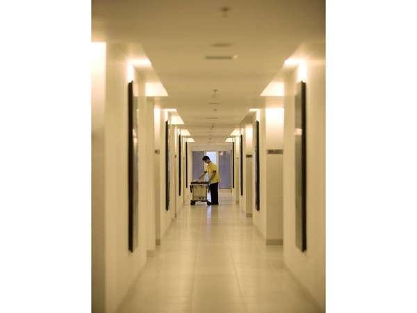 Hotel Santika Bogor - Koridor
