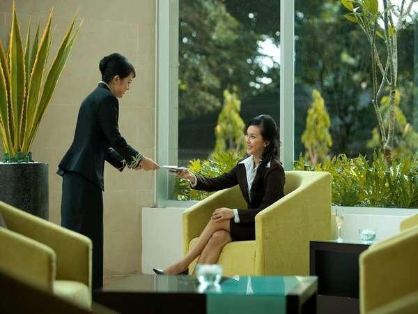 Hotel Santika Bogor - Lounge