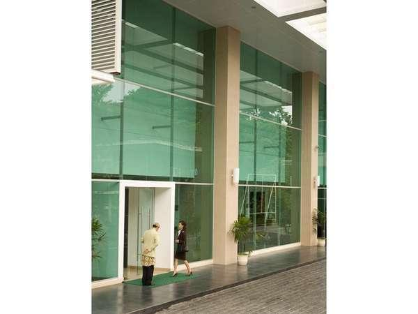 Hotel Santika Bogor - Pintu Masuk