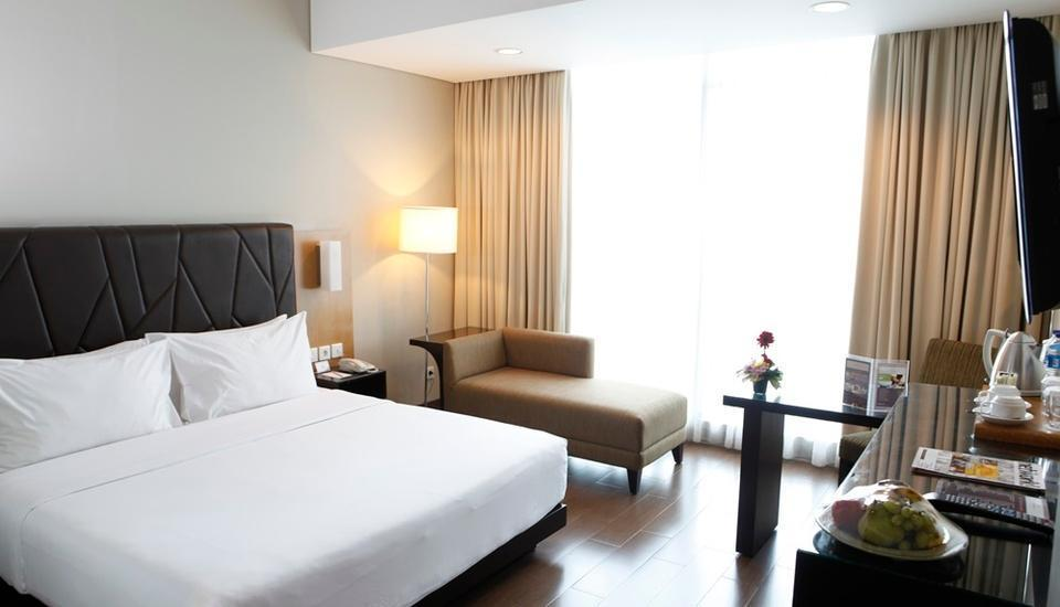 Hotel Santika Bogor - Executive Room Queen Regular Plan
