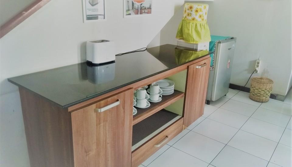 LeGreen Residence Setiabudi - BREAKFAST