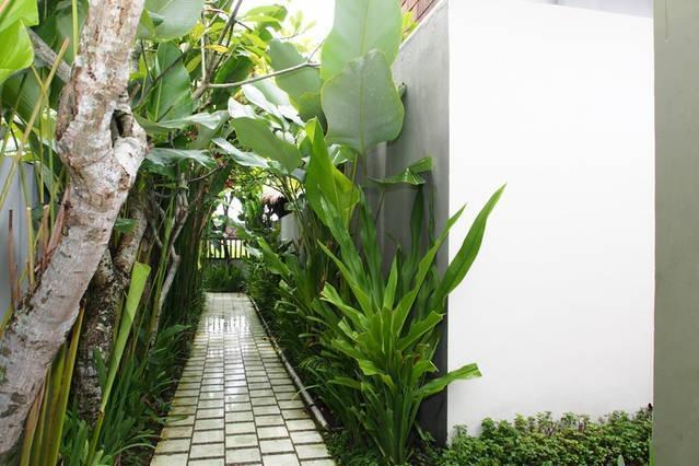 K2 Eco Boutique Lombok - Jalan ke kamar