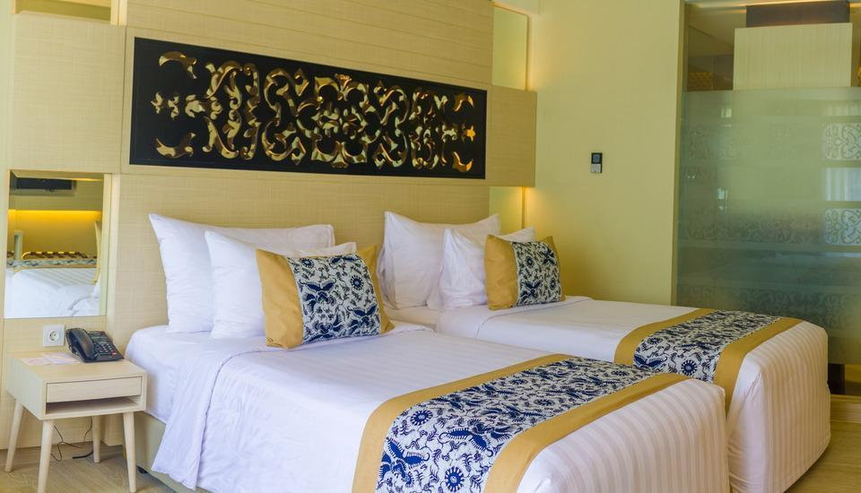 Swiss-Belhotel Tuban - Deluxe Pool View Twin Pay Now and Save