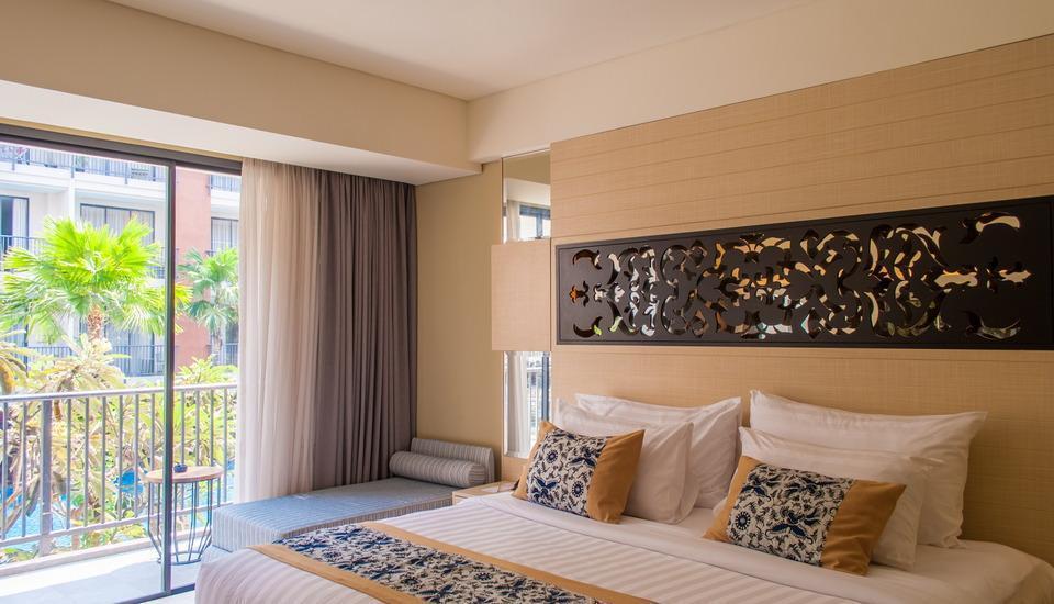 Swiss-Belhotel Tuban - Grand Deluxe Pemandangan Kolam Renang