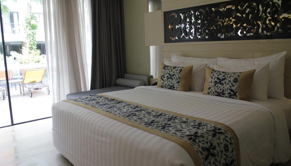 Swiss-Belhotel Tuban - Grand Deluxe Pool Access King  Monthly Promotion