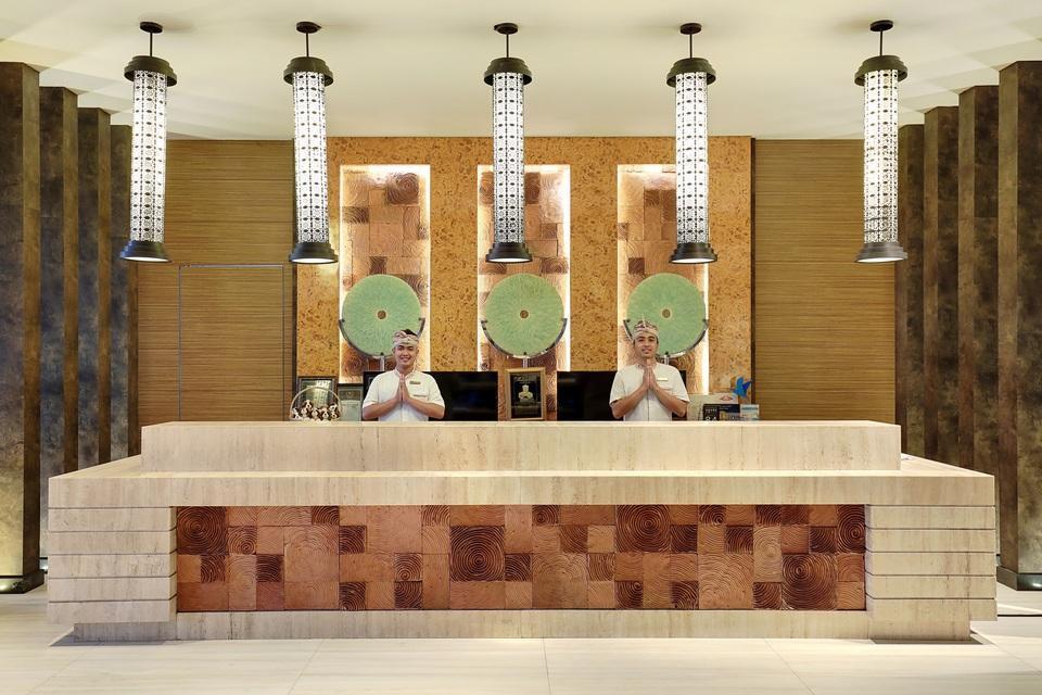 Swiss-Belhotel Tuban - Lobby