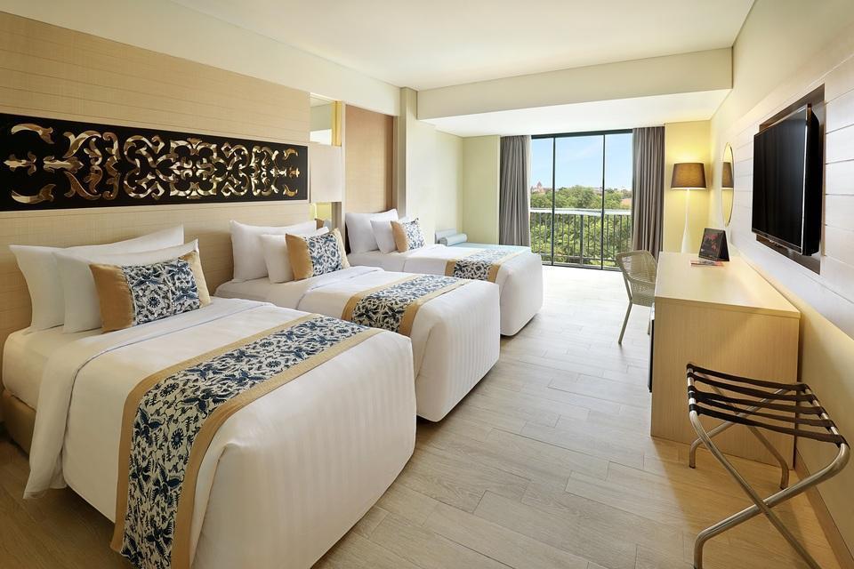Swiss-Belhotel Tuban - Triple Room  Monthly Promotion