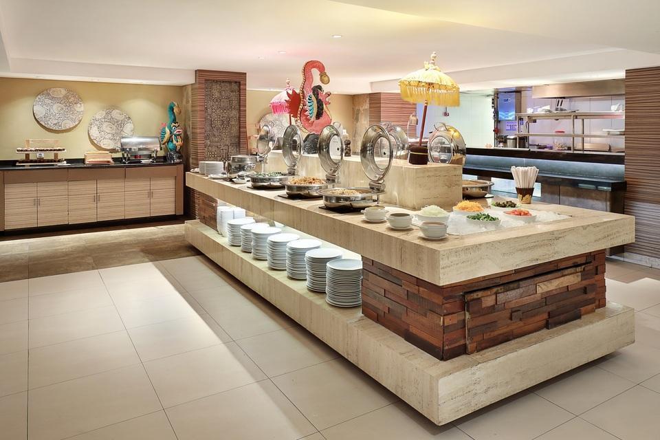 Swiss-Belhotel Tuban - Swiss Cafe