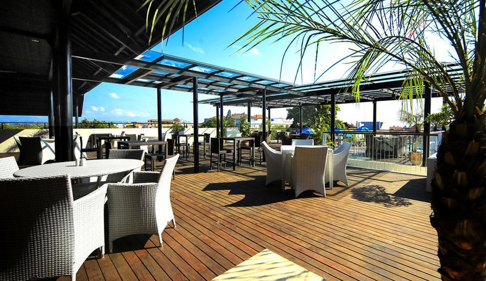 J4 Hotels Legian - Restoran