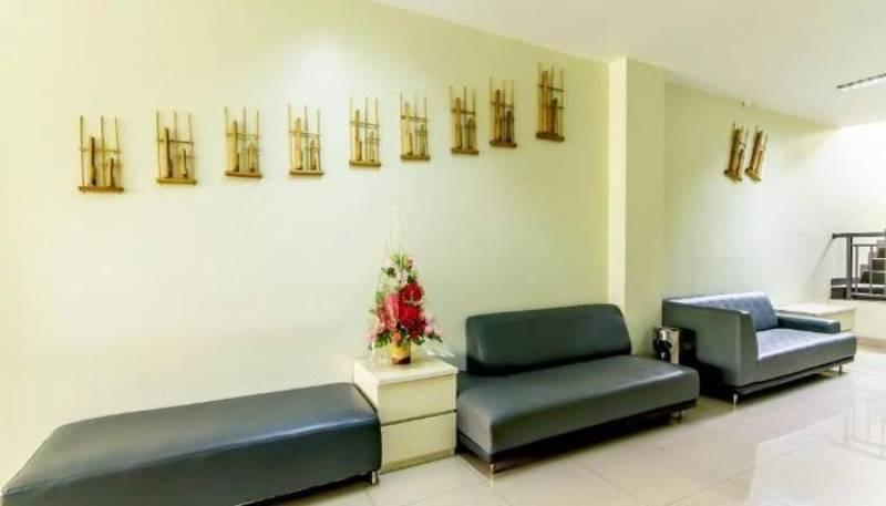 NIDA Rooms Surya Samantri Coblong - Pemandangan Area