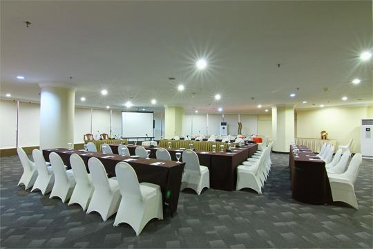 Grand Arkenso Park View Simpang Lima Semarang - Sindoro meeting room