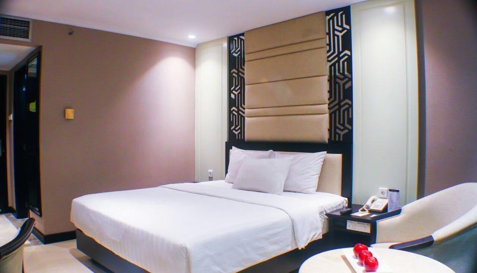Grand Arkenso Park View Simpang Lima Semarang - Deluxe King