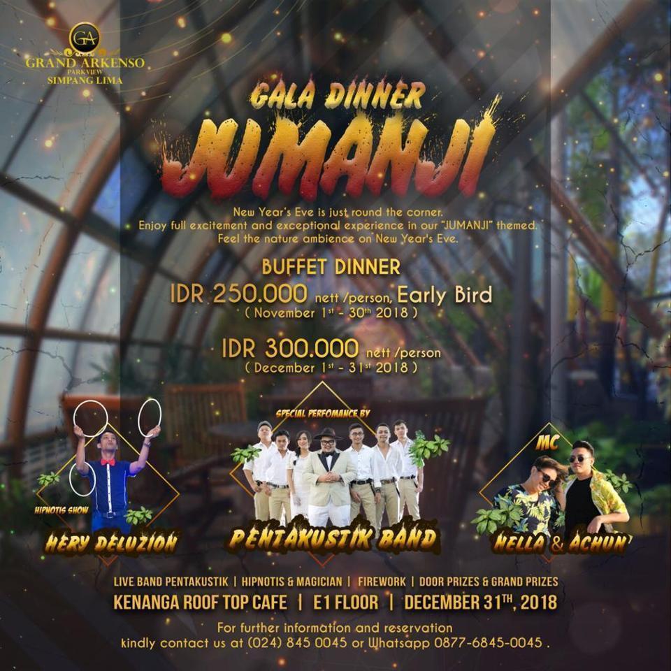 Grand Arkenso Park View Simpang Lima Semarang - NY 2019