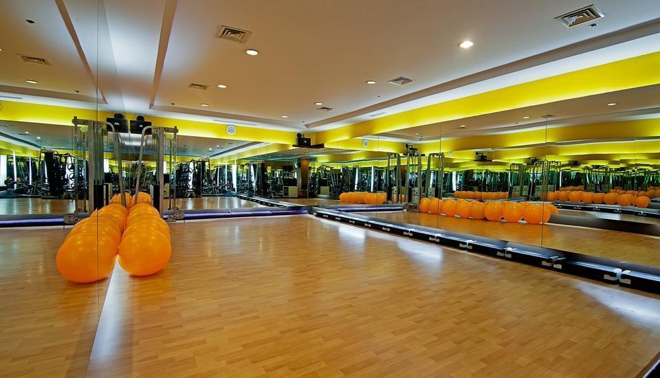 Redtop Hotel & Convention Center Jakarta - Pusat Kebugaran