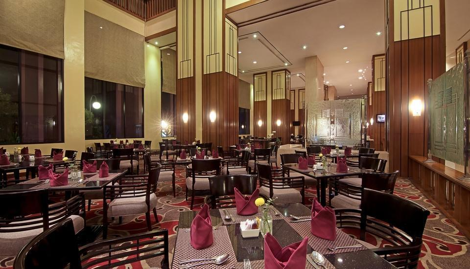 Redtop Hotel & Convention Center Jakarta - Restoran