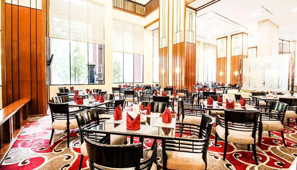 Redtop Hotel & Convention Center Jakarta - Gallery Restaurant