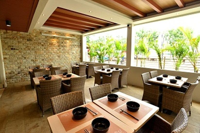 Hotel Omega Karawang - Restoran