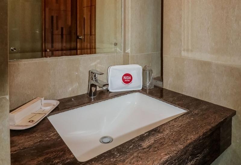 NIDA Rooms RS Bunda Thamrin Medan - Kamar mandi