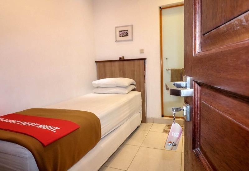 NIDA Rooms Station Malioboro Jogja - Kamar tamu