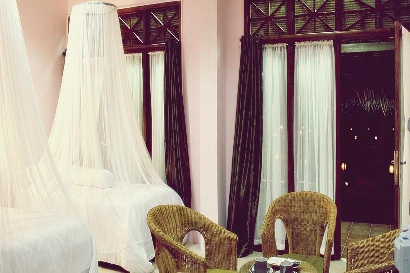 Arys Lagoon Karimunjawa Jawa Tengah - Hotel Room