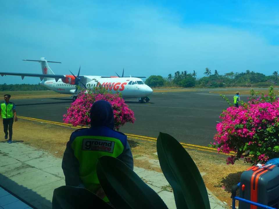 Arys Lagoon Karimunjawa Jawa Tengah - Transportation