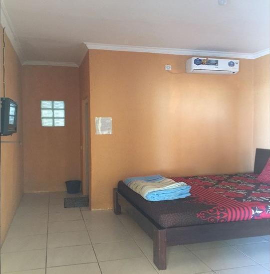 Wisma Mila Tepi Pantai Karang Hawu - Room