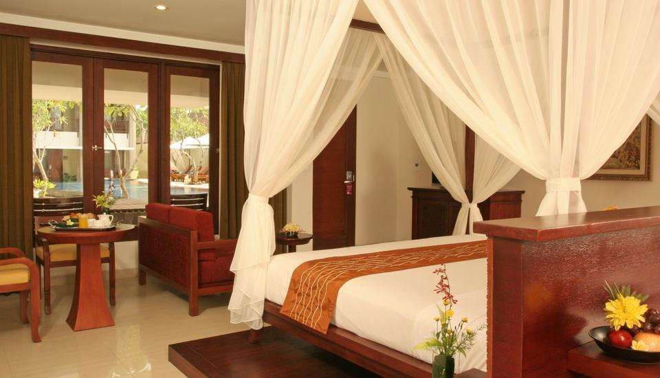 The Rani Hotel & Spa Bali - Kamar Deluxe