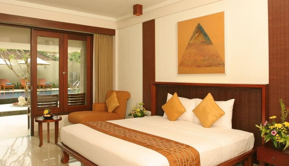 The Rani Hotel & Spa Bali - Kamar Deluxe suite