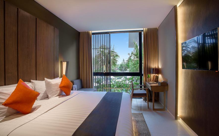 Wyndham Tamansari Jivva Resort Bali - Resort Room