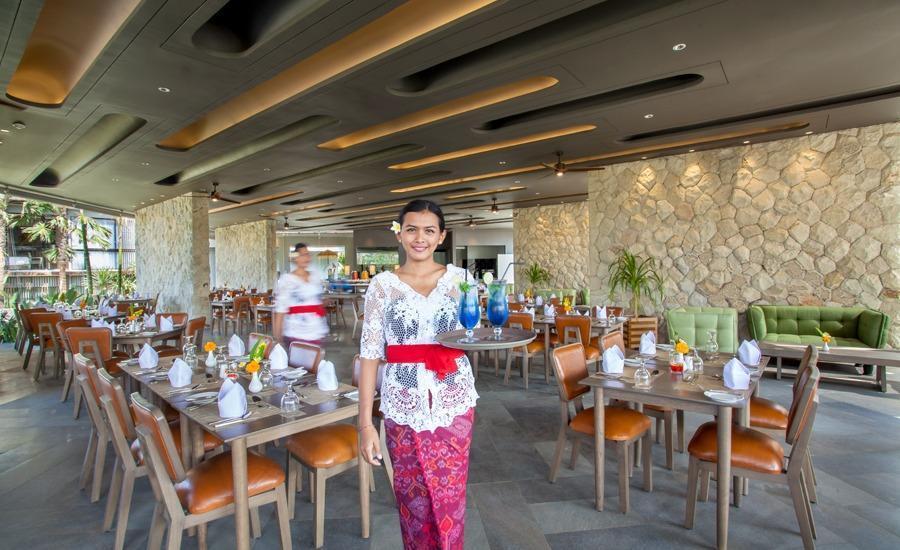 Wyndham Tamansari Jivva Resort Bali Bali - Restaurant