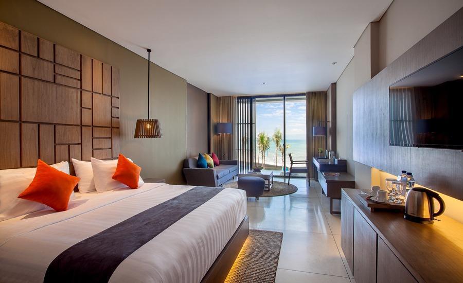 Wyndham Tamansari Jivva Resort Bali - Room