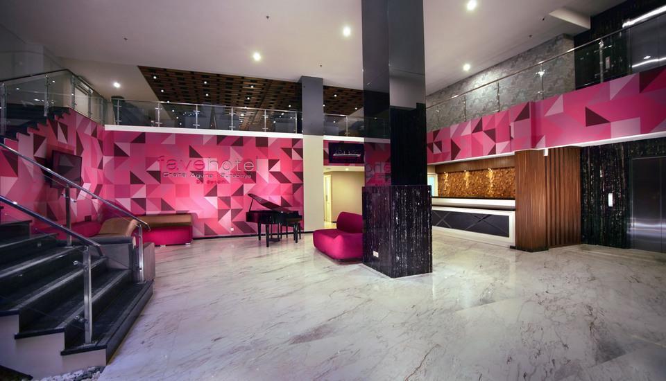favehotel Graha Agung Surabaya - Lobi