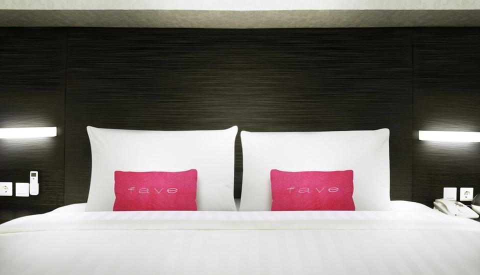 favehotel Graha Agung Surabaya - King Bed