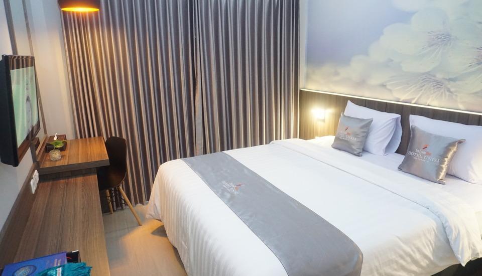 Sofyan Inn Hotel Unisi Yogyakarta - Deluxe Tempat Tidur Double