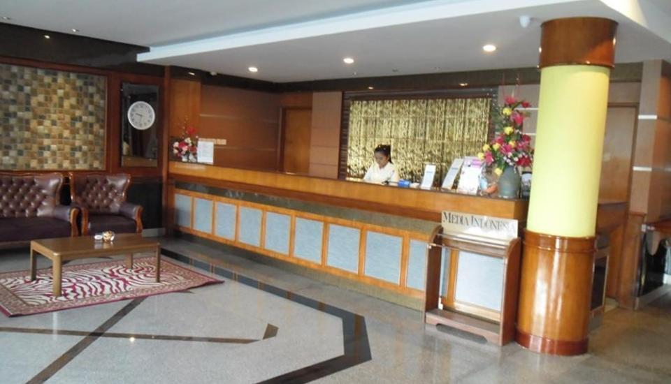 Cittic Hotel Batam - Resepsionis