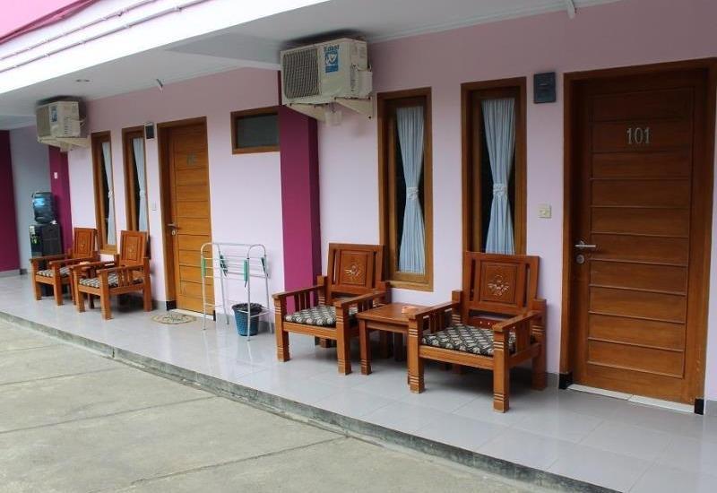 Rose Inn Hotel Pangandaran - Eksterior
