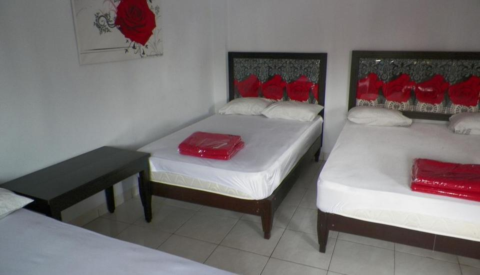 Rose Inn Hotel Pangandaran - Family B Room Only Regular Plan