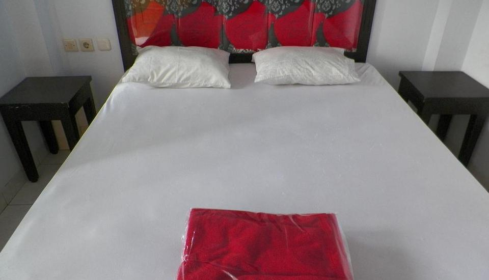 Rose Inn Hotel Pangandaran - Standard Room Only Regular Plan