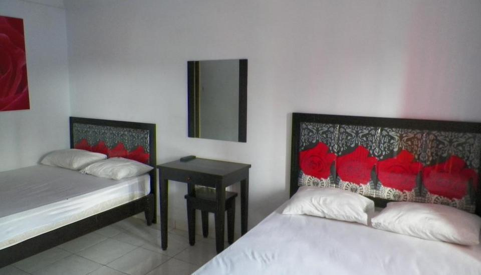Rose Inn Hotel Pangandaran - Family A Room  Only Regular Plan