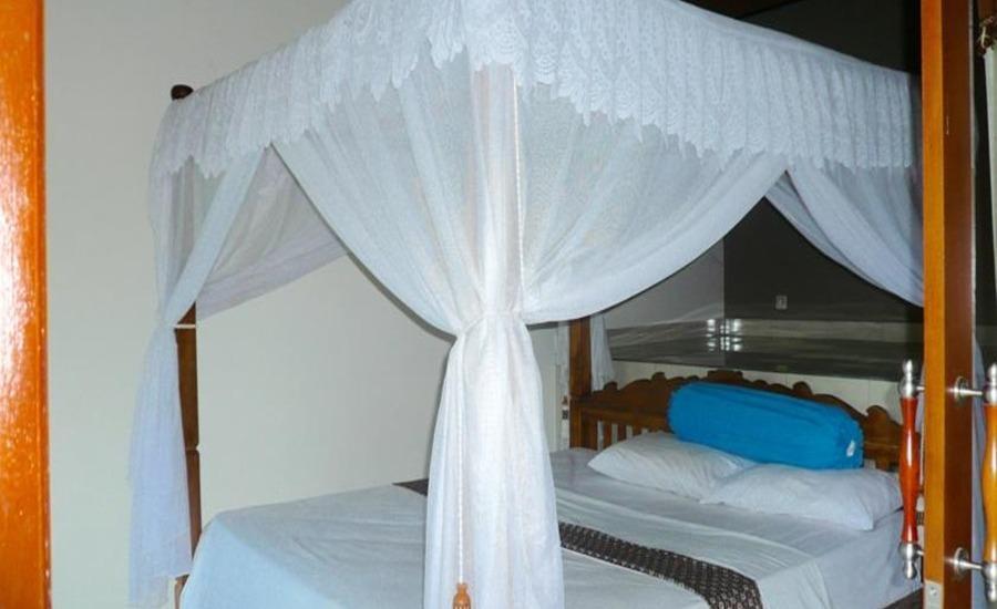 C'est Bon Homestay 2 Bali - Kamar Tidur Pemandangan Taman
