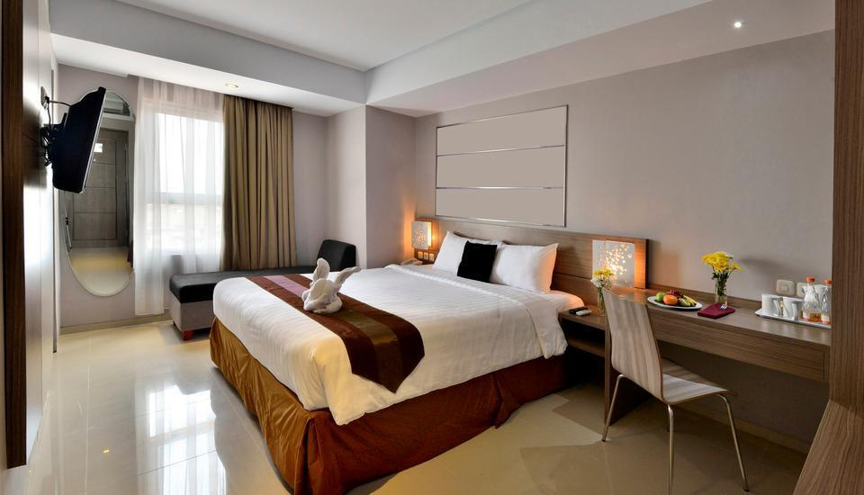 TOP Malioboro Hotel Yogyakarta - Superior Double Room Only Regular Plan