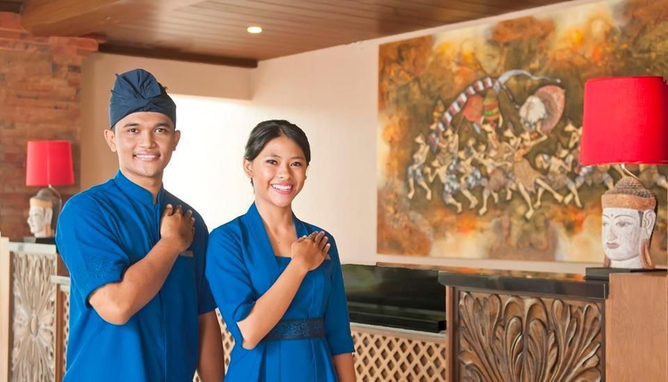 Aston Canggu Beach Resort Bali - Greetings